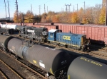 CSX 1128 & NS 5313